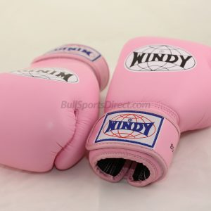 Windy Muay Thai Pink Boxing Gloves BGVH