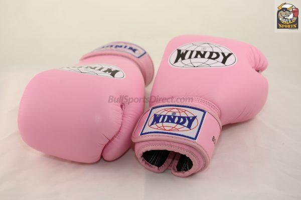 Windy Muay Thai Pink Boxing Gloves BGVH