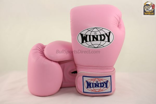 Windy Muay Thai Boxing Gloves BGVH Pink