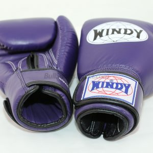 Windy Muay Thai Gloves BGVH Purple