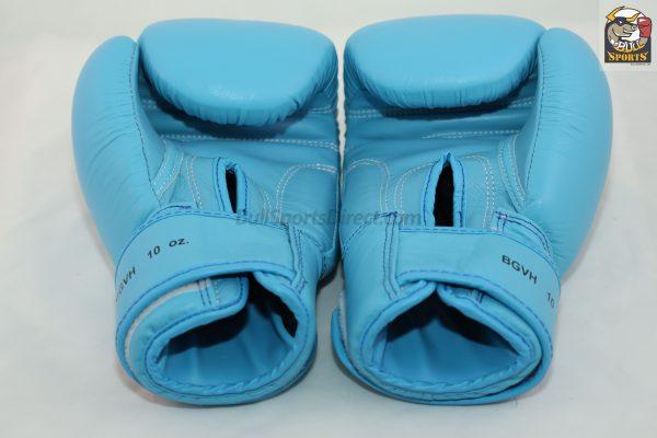 Windy Muay Thai Boxing Gloves Light Blue BGVH