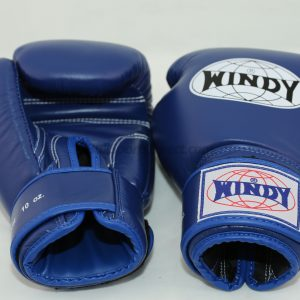 Windy Muay Thai Boxing Gloves Blue BGVH Muay Thai Gear