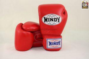 Windy Muay Thai Boxing Gloves Red BGVH Muay Thai Gear