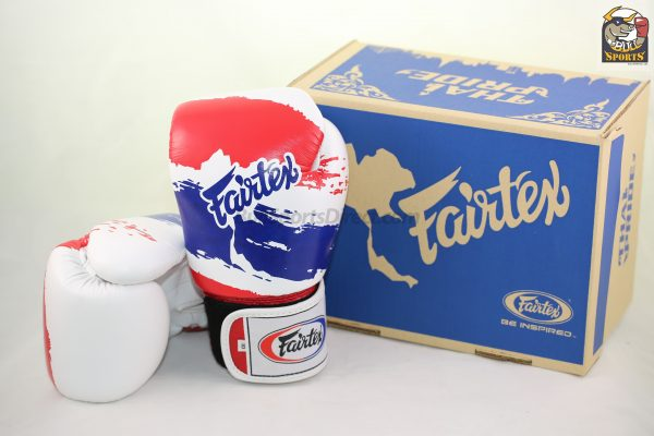 "Fairtex BGV1 ""Thai Pride"" Limited Edition Gloves"