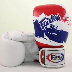 """Fairtex BGV1 """"Thai Pride"""" Limited Edition Boxing Gloves"""