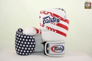 "Fairtex BGV1 ""USA Pride"" Boxing Gloves"