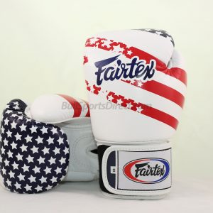 "Fairtex BGV1 ""USA Pride"" Boxing Gloves"