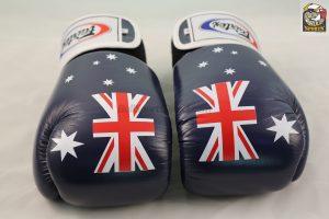 Fairtex BGV1 Australian Flag Aussie Pride Boxing Gloves