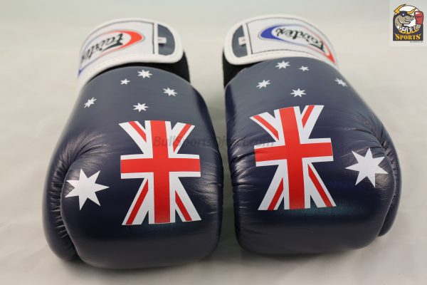 Fairtex BGV1 Australian Flag Aussie Pride Boxing Gloves