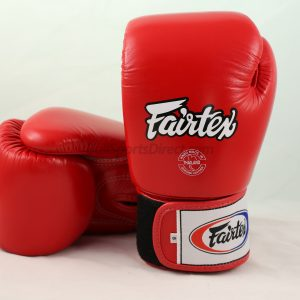 Fairtex BGV1 Red Breathable Boxing Gloves