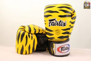 Fairtex BGV1 Fancy Wild Animal Tiger Boxing Gloves