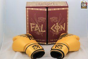 "Fairtex BGV1 Universal Gloves ""Tight-Fit"" Design Falcon"