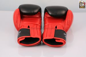 Windy Sports Black Red Boxing Gloves BGP Proline