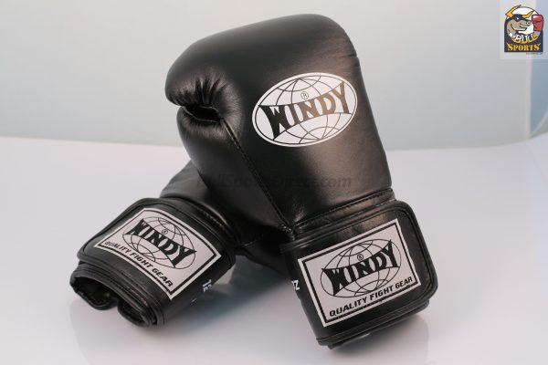 New Windy sports Boxing Gloves BGP Proline Black