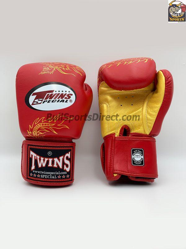 Twins FBGV-6-Dragon Body Red Gold