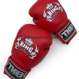 Red Top King Boxing Gloves Air