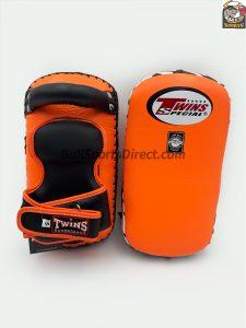 Twins-KPL-12 Kicking Pads Orange Black