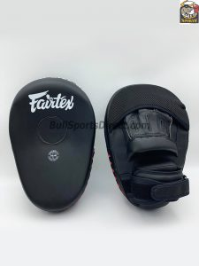 Fairtex FMV13 Focus Mitts-Solid Black
