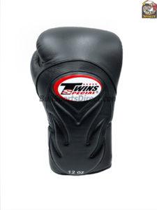 Twins BGVL-6 Black Boxing Gloves