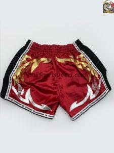 Top King-Retro Muay Thai Shorts-Lom Nuea