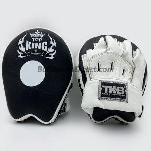 TopKing-TKFMU Focus Mitts-Black/White