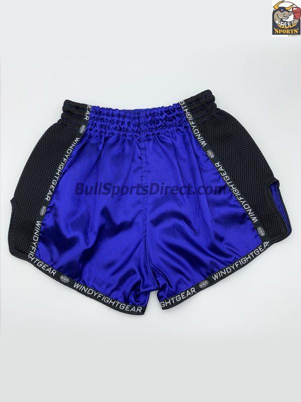 Windy-Shorts-Blue-Muay Thai