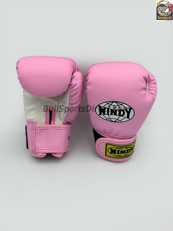 Windy Muay Thai Boxing Gloves BGVH+K Pink