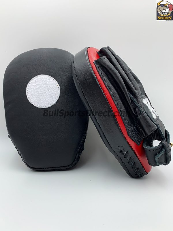K-Focus Mitts-Small-Black/Red