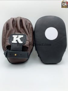 K-Focus Mitts-Small-Brown