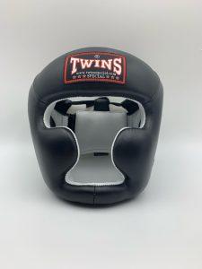 Twins Black Head Guard