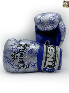 Top King Boxing Gloves Super Snake