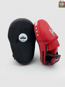 TopKing-TKFME Focus Mitts Extreme-Black/Red