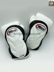 Twins BGVL-6 White Black Boxing Gloves