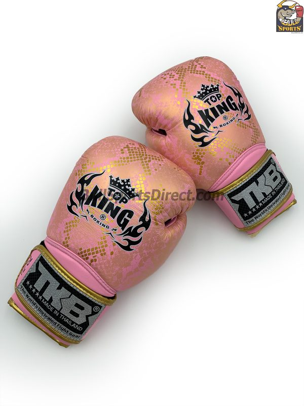 Top King Boxing Gloves Super Snake (TKBGSS-02)