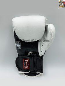 Twins Fancy Boxing Gloves BGVL-6 White Black