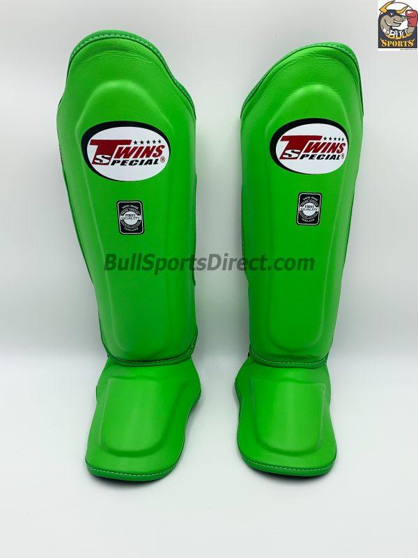 Twins Shin Guard-SGL-10 Green