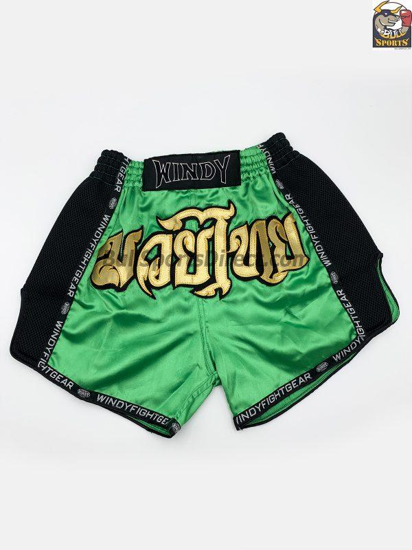 Windy-Shorts-Green