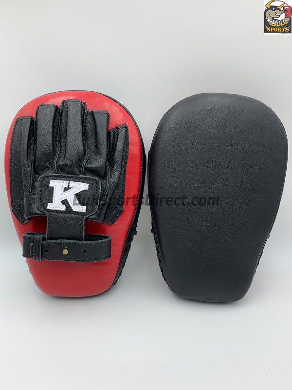 K-Focus Mitts-Large-Black/Red