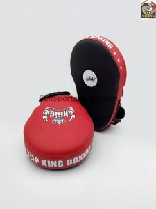 TopKing Focus Mitts Extreme-Black/Red