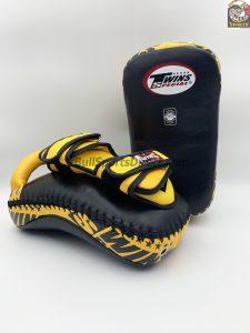 Twins-KPL12 Kick Pads-Black Yellow