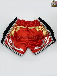 Top King Retro Shorts-Muay Thai