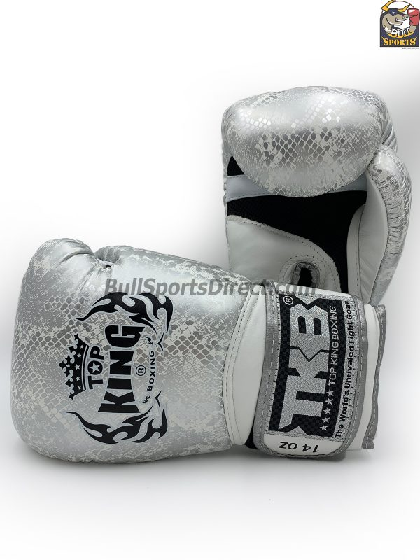 Top King Boxing Gloves Super Snake Air