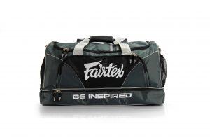 Fairtex Gym Bag Grey-BAG2