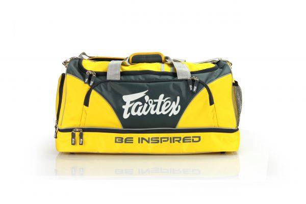 Yellow Gym Bag-Fairtex BAG2