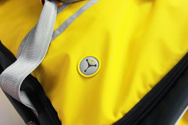 BAG2 Yellow-Fairtex Gym Bag