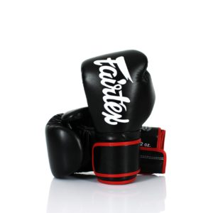 Fairtex Microfiber Gloves BGV14 Black