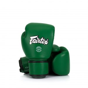 Fairtex BGV16 Green Compact Size Boxing Gloves