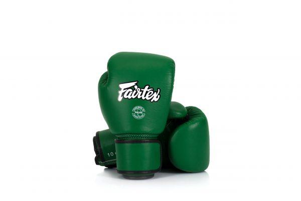 Fairtex BGV16 Green Compact Size Boxing Gloves