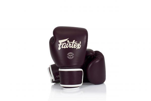 Fairtex BGV16 Maroon Compact Size Boxing Gloves