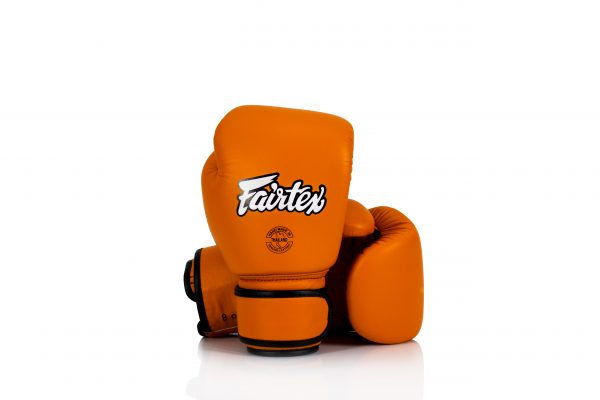 Fairtex BGV16 Orange Compact Size Boxing Gloves